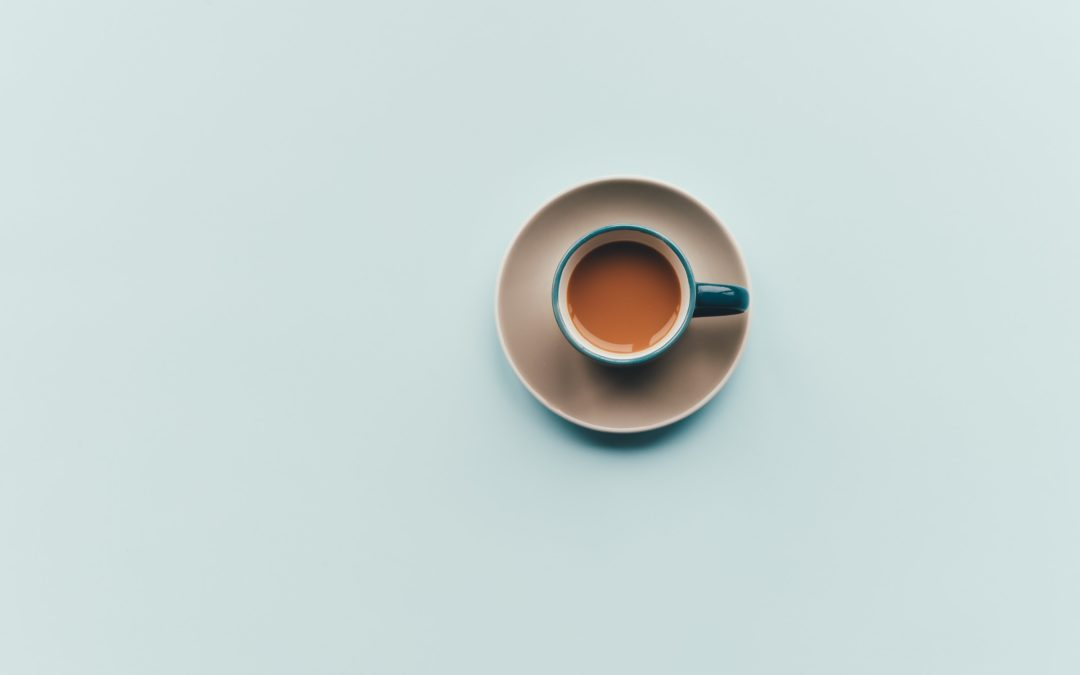 Perk up and drink some coffee